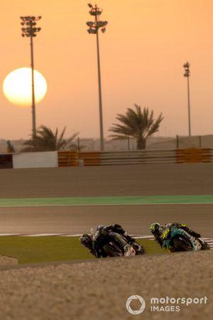 Maverick Vinales, Yamaha Factory Racing, Valentino Rossi, Petronas Yamaha SRT