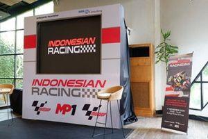Konferensi Pers MP1 Indonesian Racing - Gresini