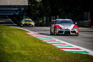 Piotr Chodzeń, Antoni Chodzeń, Toyota GR Supra GT4