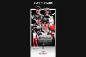 Elfyn Evans Autosport Awards