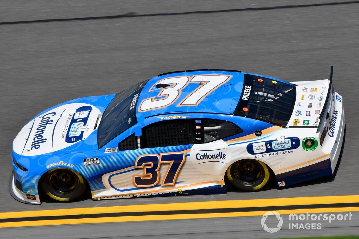 11. Ryan Preece - JTG Daugherty Racing