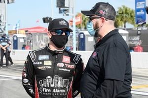 John Hunter Nemechek, Kyle Busch Motorsports, Toyota Tundra Fire Alarm Services
