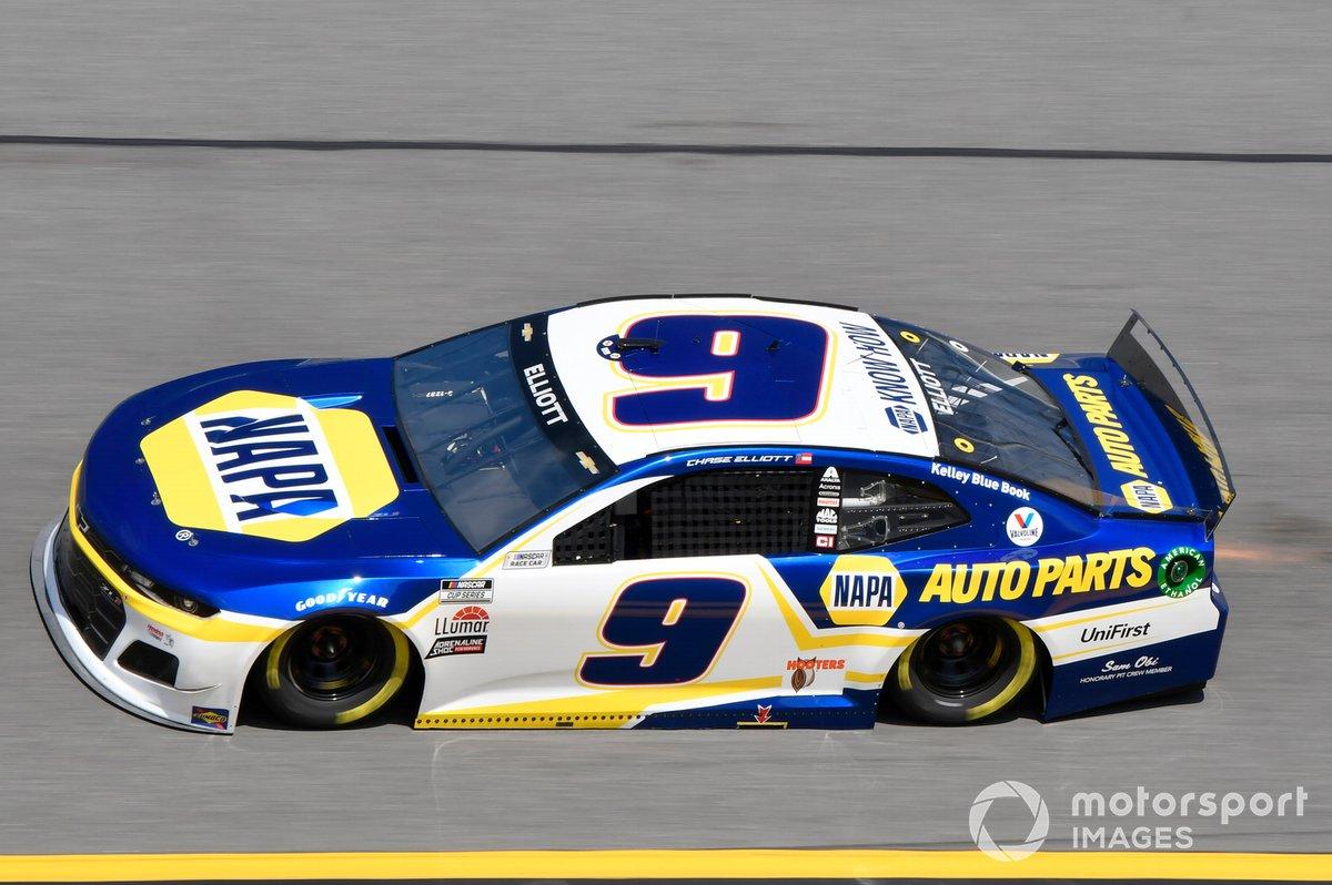 12. Chase Elliott - Hendrick Motorsports