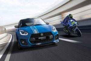 Suzuki Swift Sport Hybrid Edisi MotoGP