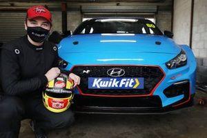 Tom Ingram. ExcelR8 Motorsport