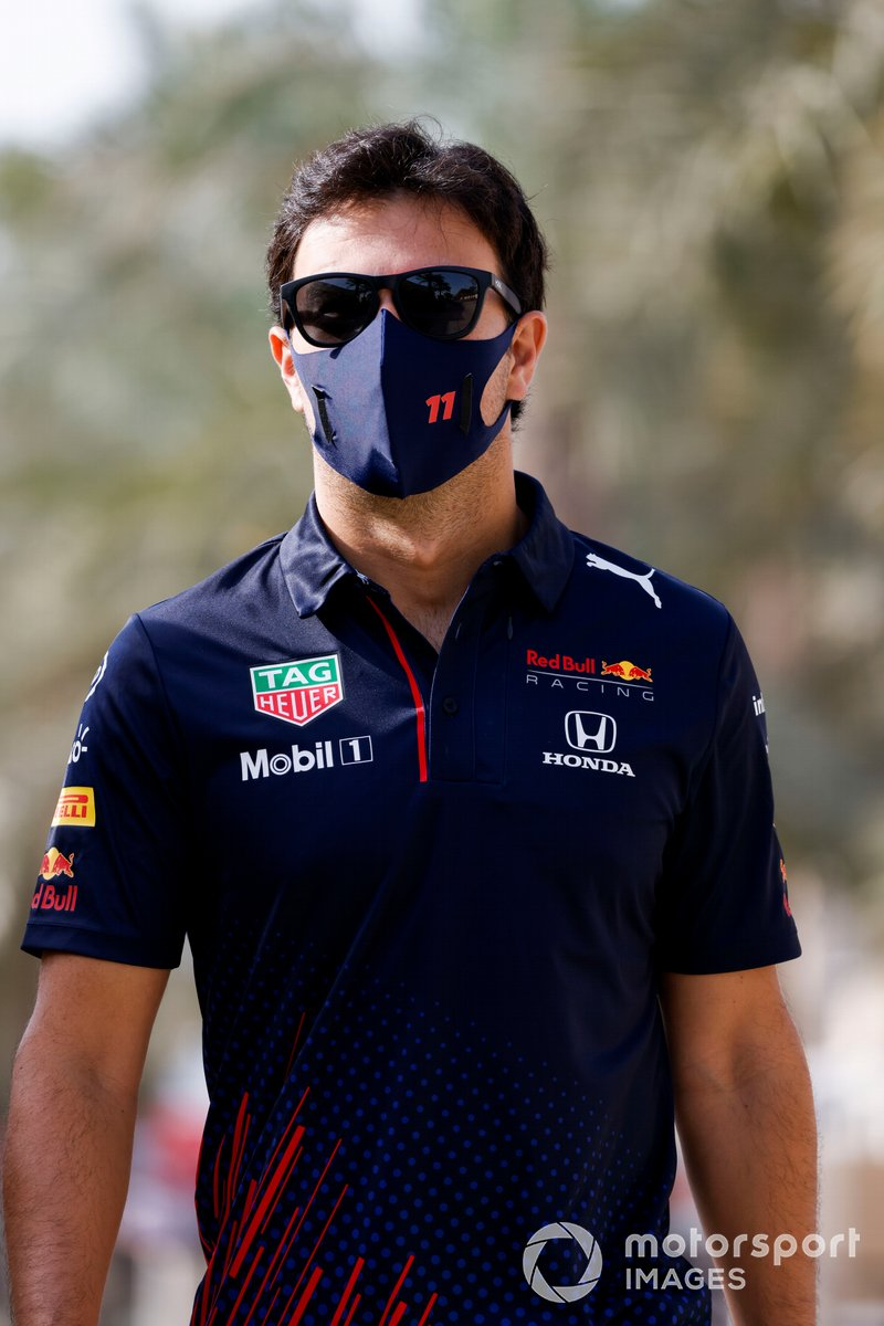 Sergio Pérez, Red Bull Racing