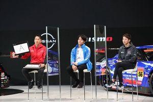 Nissan motorsport fan event