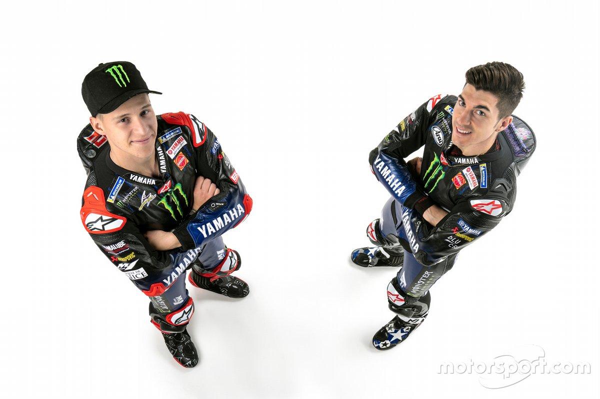 Фабио Куартараро и Маверик Виньялес, Yamaha Factory Racing