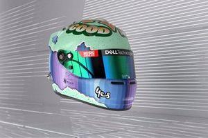 Helm: Daniel Ricciardo, McLaren