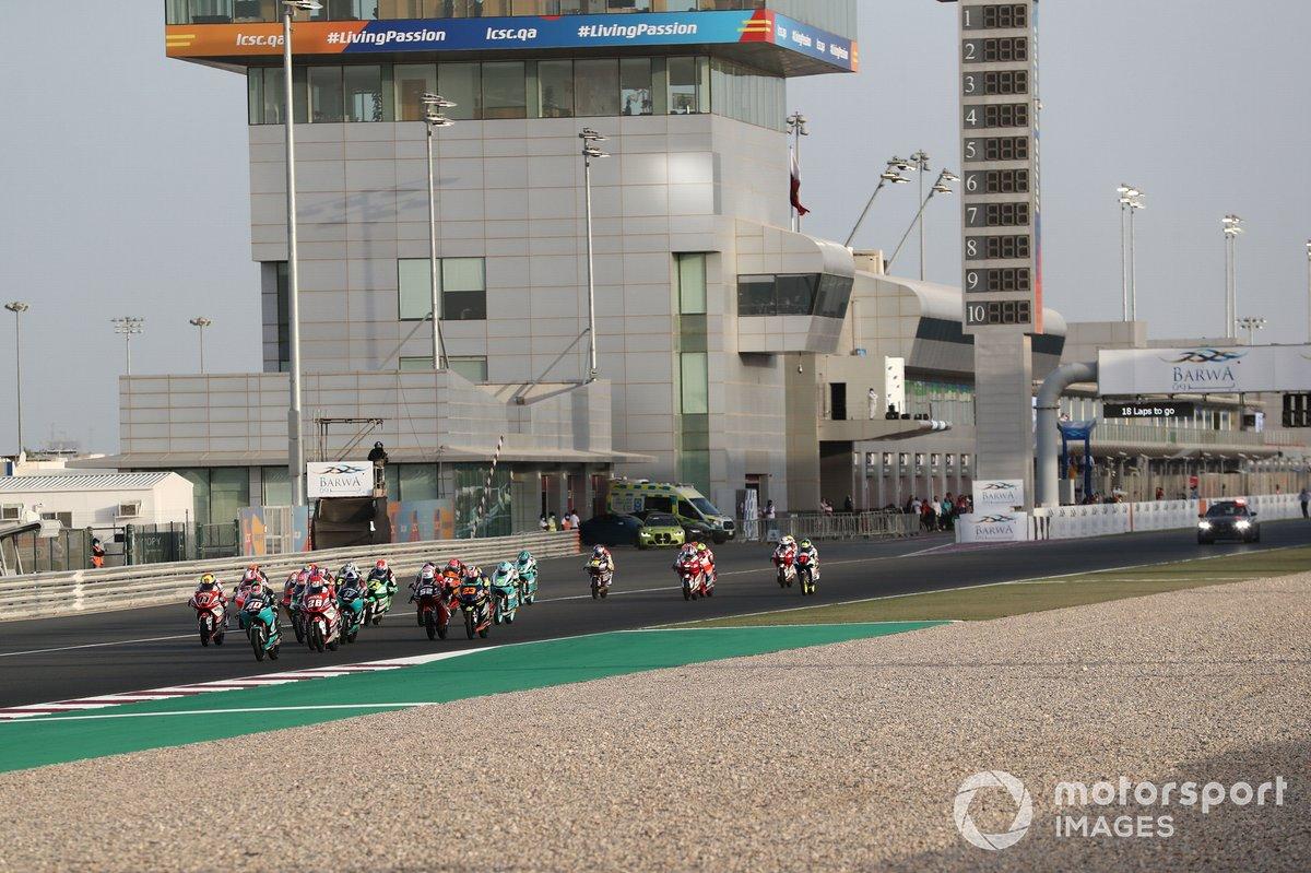 Arrancada Darryn Binder, Petronas Sprinta Racing