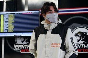 Giuliano Alesi, #35 arto RC F GT3