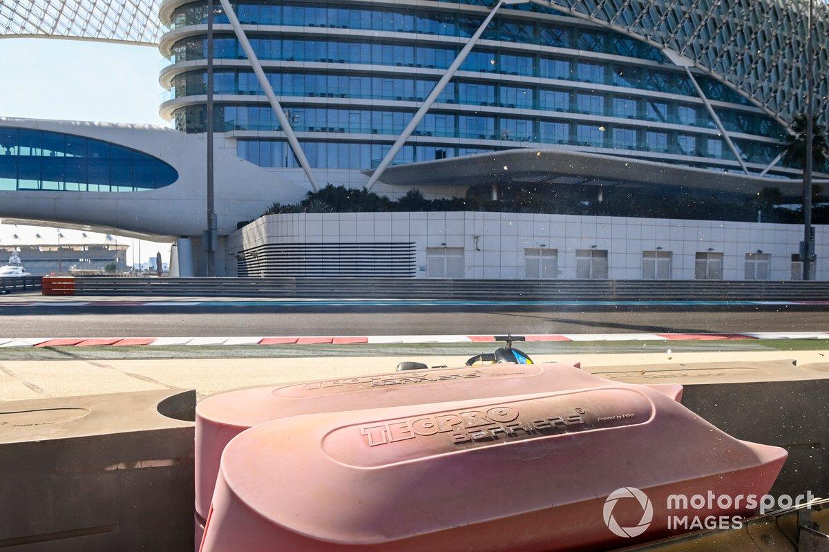 Trompo de Guanyu Zhou, Renault F1 Team R.S.20