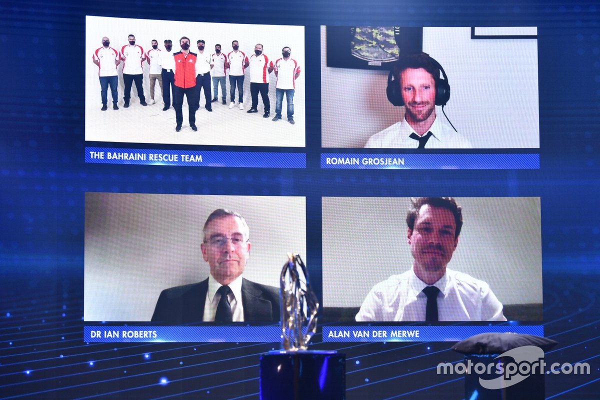 FIA President Special Award: Bahraini marshals and FIA Medical Intervention Team