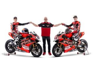 Michael Ruben Rinaldi, Aruba.It Racing - Ducati, Scott Redding, Aruba.It Racing - Ducati