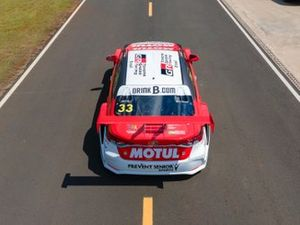 Toyota Gazoo Racing Brasil livery