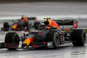 Alex Albon, Red Bull Racing RB16, Max Verstappen, Red Bull Racing RB16