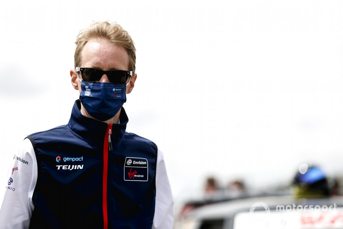 Sylvain Filippi, director ejecutivo de Envision Virgin Racing