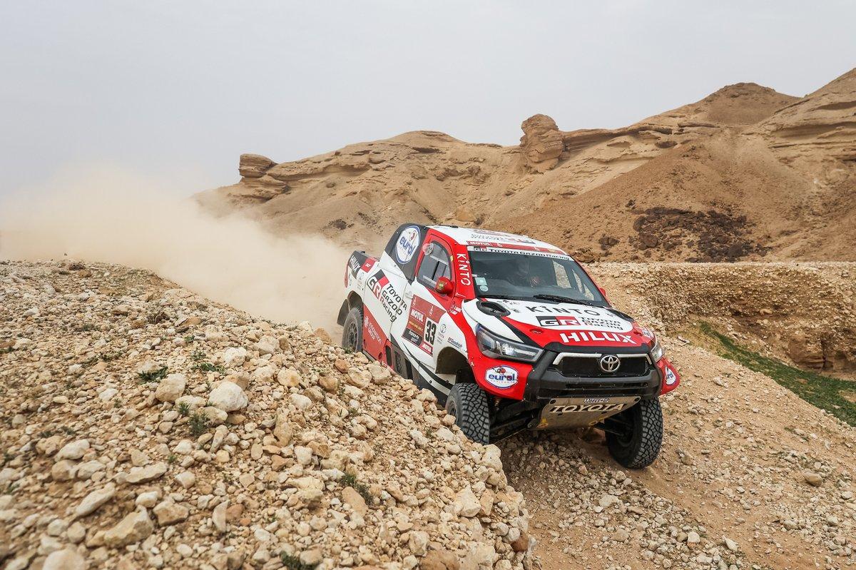 #332 Toyota Gazoo Racing: Henk Lategan, Brett Cummings