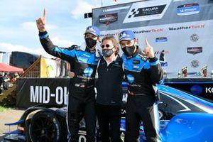 Ganadores #10 Wayne Taylor Racing Acura ARX-05 Acura DPi: Ricky Taylor, Filipe Albuquerque, Wayne Taylor