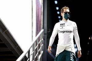 Sebastian Vettel, Aston Martin