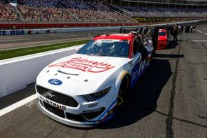B.J. McLeod, Live Fast Motorsports, Ford Mustang DA-Quick Clip / Solomon Plumbing