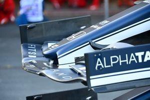 AlphaTauri AT02, neus