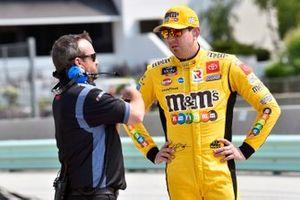 Kyle Busch, Joe Gibbs Racing, Toyota Supra M&M's Ice Cream