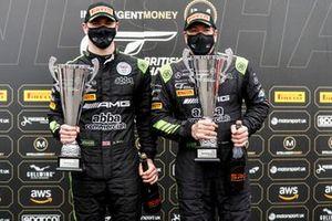 #8 Richard Neary / Sam Neary - Team Abba Racing Mercedes-AMG GT3 Evo