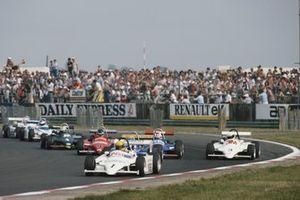 Ayrton Senna, West Surrey Racing, Ralt RT3/83 Toyota/Novamotor