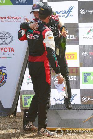 Takamoto Katsuta, Toyota Gazoo Racing, Sébastien Ogier, Toyota Gazoo Racing