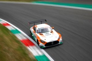 Arjun Maini, GetSpeed Performance Mercedes AMG GT3