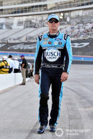 Kevin Harvick, Stewart-Haas Racing, Ford Mustang Busch Light #BuschToTheMoon