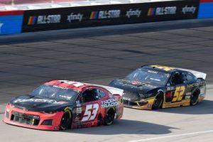 Garrett Smithley, Rick Ware Racing, Chevrolet Camaro, Josh Bilicki, Rick Ware Racing, Ford Mustang