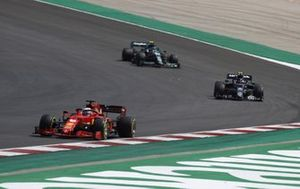 Шарль Леклер, Ferrari SF21, Пьер Гасли, AlphaTauri AT02, Себастьян Феттель, Aston Martin AMR21