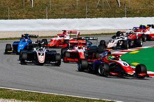 David Schumacher, Trident, Frederik Vesti, ART Grand Prix, Olli Caldwell, Prema Racing