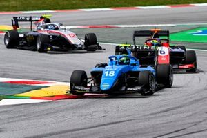 Caio Collet, MP Motorsport, David Schumacher, Trident, Roman Stanek, Hitech Grand Prix
