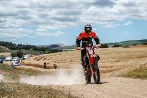 #135 Nomade Racing KTM EXC: Nicolas Taboulet