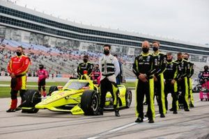 Simon Pagenaud, Team Penske Chevrolet, team, crew