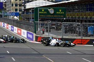 Matteo Nannini, Campos Racing and Jack Aitken, HWA Racelab