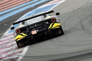 #60 Iron Lynx Ferrari F488 GTE Evo: Claudio Schiavoni, Giorgio Sernagiotto, Paolo Ruberti