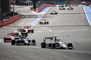 Frederik Vesti, ART Grand Prix and Matteo Nannini, HWA RACELAB