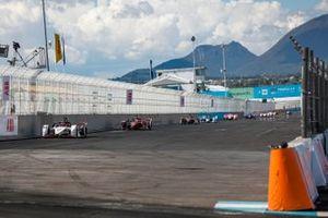 Pascal Wehrlein, Tag Heuer Porsche, Porsche 99X Electric, Oliver Rowland, Nissan e.Dams, Nissan IMO2