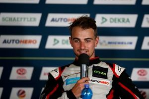 Conferencia de prensa Nico Müller, Team Rosberg