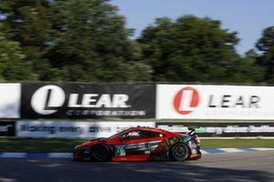 #76 Compass Racing Acura NSX GT3, Jeff Kingsley, Mario Farnbacher