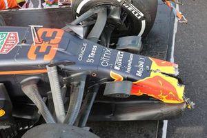 Red Bull Racing RB16B, dettaglio tecnico