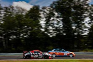 #110 Alpine A110 GT4: Janis Waldow, Max Lamesch, Andreas Patzelt
