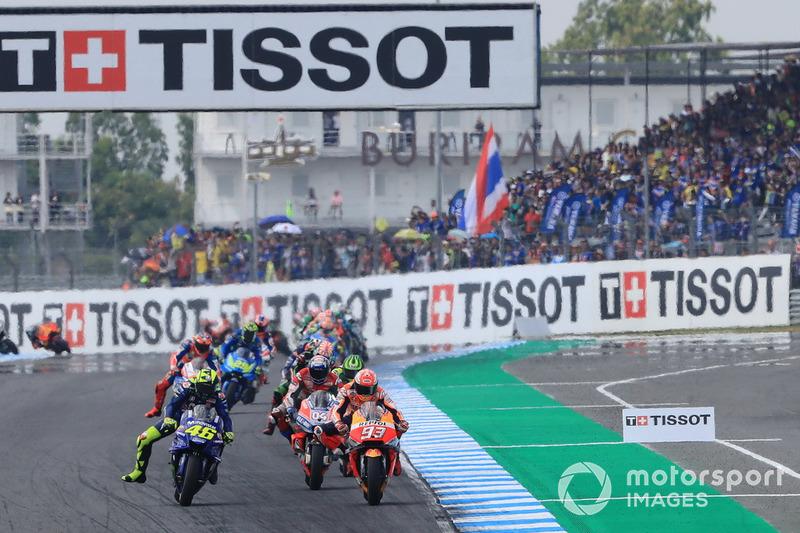 GP de Thaïlande 2018