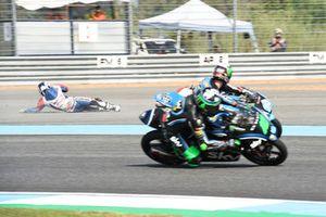 Chantra, Alonso Lopez, Estrella Galicia 0,0, Dennis Foggia, Sky Racing Team VR46
