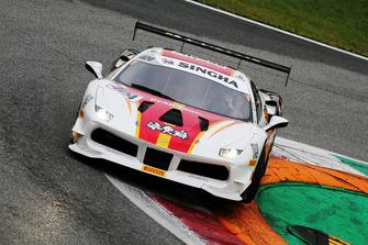 Ferrari 488 #424, M Auto Hiroshima: Go Max