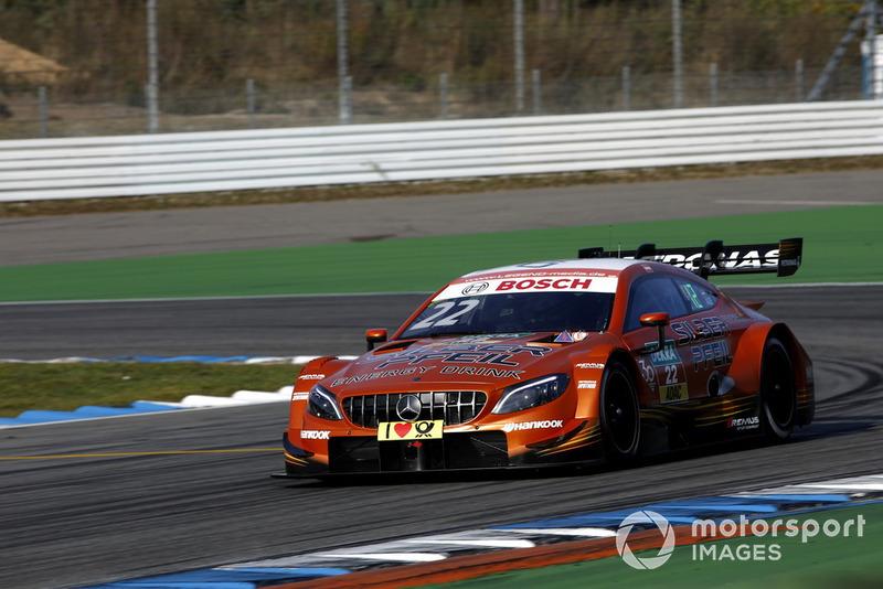 16. Lucas Auer, Mercedes-AMG Team HWA, Mercedes-AMG C63 DTM